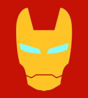 Homem de Ferro Logo PNG