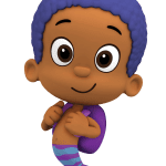 Imagem de Personagens Bublle Guppies – Goby PNG