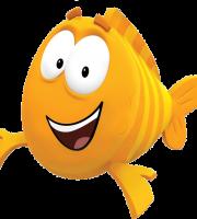 Imagem de Personagens Bublle Guppies - Mr. Grouper