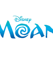 Imagem de Personagens Moana - Logo Moana Disney PNG
