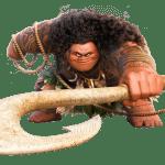 Imagem de Personagens Moana – Maui 2 PNG