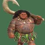 Imagem de Personagens Moana – Maui PNG