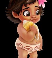 Imagem de Personagens Moana -Moana Baby 2