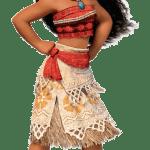 Imagem de Personagens Moana -Moana em Pé PNG