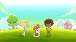 Imagens Mundo Bita - Plano de Fundo Bita e as Crianças, beautiful world, mundo hermoso, schöne Welt