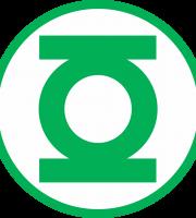 Lanterna Verde Logo Vetor e PNG Imagens