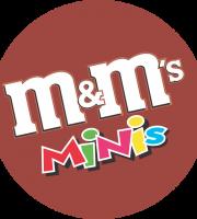 Imagem M&M´s Minis Logo Vetorizado e PNG