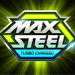 Max Steel – Background Logo Verde PNG