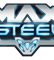 Max Steel - Logo Max Steel