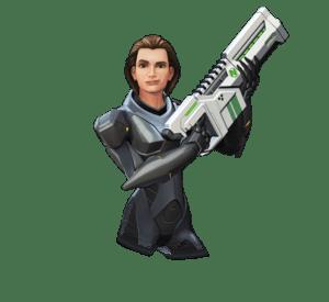 Max Steel - Molly Agente Ntk Max Steel