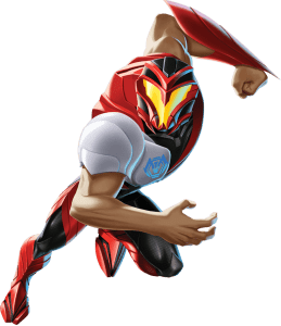 Max Steel - Team Turbo Alejandro La Fieira Max Steel Reboot