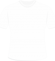 Mockup Camiseta Branca Editável