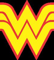 Mulher Maravilha Logo PNG