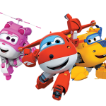 Super Wings – Amigos Super Wings 2 PNG