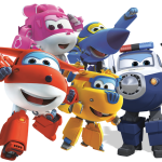 Super Wings – Amigos Super Wings 3 PNG