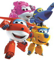 Super Wings - Amigos Super Wings