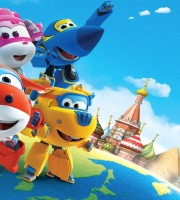Super Wings - Background Super Wings 2