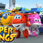 Super Wings – Background Super Wings 5 PNG