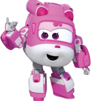 Super Wings - Dizzi Super Wings 3
