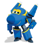 Super Wings – Jerome Super Wings 3 PNG