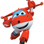 Super Wings – Jett Super Wings 2 PNG
