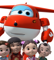 Super Wings - Jett Super Wings 6