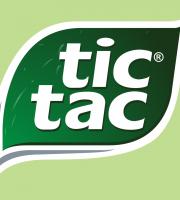 Imagem Tic Tac Logo Vetorizado e PNG
