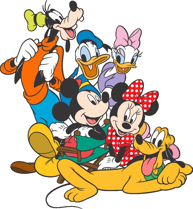 Turma Do Mickey Amigos Do Mickey Png E Vetor Imagens