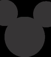 Turma do Mickey - Cabeça Mickey