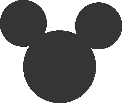 Turma Do Mickey Cabeca Mickey Png Imagens De Moldes