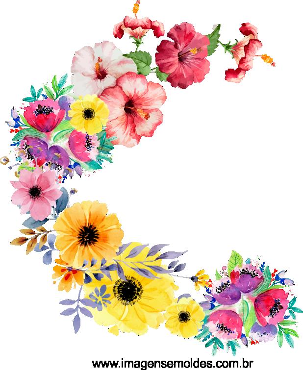 Modelo Imagem De Flores 1 Em Png Para Casamento
