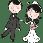 Imagens png de noivos casamento 11