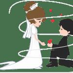 Imagens png de noivos casamento 13
