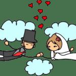 Imagens png de noivos casamento 16