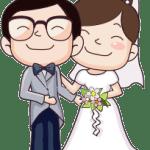 Imagens png de noivos casamento 33