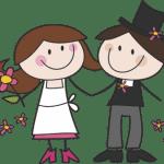 Imagens png de noivos casamento 42