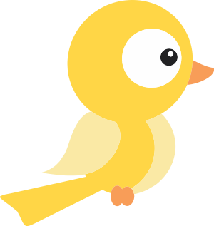 Branca de Neve Cute -Pássaro Amarelo, bild schneewittchen png, imagen blanca como la nieve png, picture snow white png