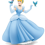 Imagem de Personagens Princesa Cinderela 10 PNG