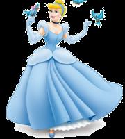 Imagem de Personagens Princesa Cinderela 10