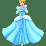 Imagem de Personagens Princesa Cinderela 12 PNG