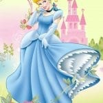 Imagem de Personagens Princesa Cinderela 14 PNG