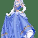 Imagem de Personagens Princesa Cinderela 21 PNG