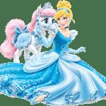 Imagem de Personagens Princesa Cinderela 24 PNG