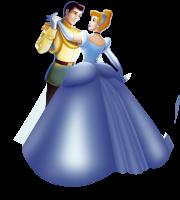 Imagem de Personagens Princesa Cinderela e Príncipe 4