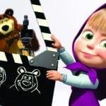 Masha e o Urso – Backgroun Masha e o Urso JPG