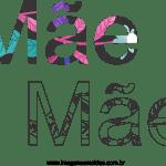 Molde de dia das mães 15 para Feltro, Eva e Artesanato