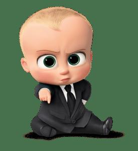 O Poderoso Chefinho Baby Boss 11 Png Imagens E Moldes Com Br