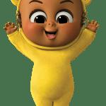 O Poderoso Chefinho Baby Boss Eric PNG
