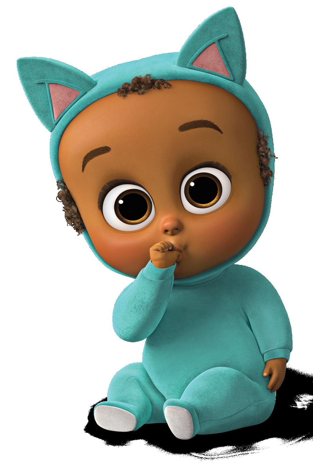 O Poderoso Chefinho Baby Boss Fred PNG Imagens e Moldes.com.br