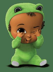 O Poderoso Chefinho Baby Boss Frederic